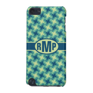 Geo Cross Pattern iPod Touch (5th Generation) Case
