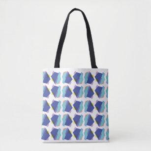 Geo-metric Tote Bag