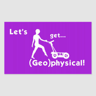 (Geo)physical! Stickers