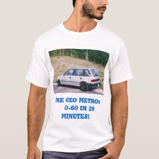 Geo Power T-Shirt