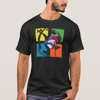 GEOCACHE ARKANSAS NICKNAME LAND OPPORTUNITY T-Shirt