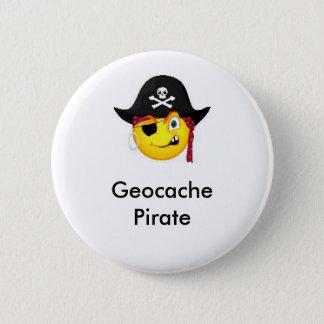 Geocache Pirate GeoSwag Pin