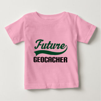 Geocacher (Future) Baby T-Shirt