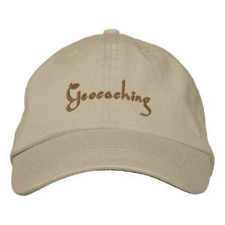Geocaching Geo Cache Geocacher Cap Hat