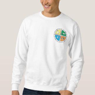 Géocaching Québec Sweatshirt