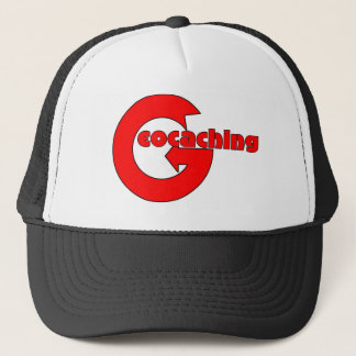 Geocaching Trucker Hat