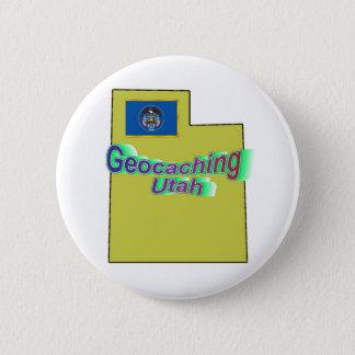 Geocaching Utah Button