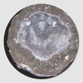 geode classic round sticker