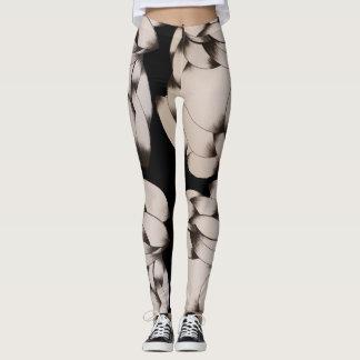 Geode Pattern Leggings