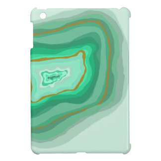 GEODE + RIBBONS AND PEARLS iPad MINI CASE