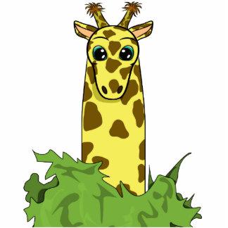 Geoff Giraffe Acrylic Cut Out
