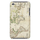 Geographical spread of the human race Case-Mate iPod touch case