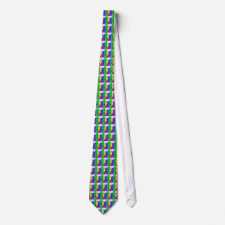 Geographical Summer Tie