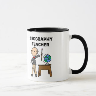 GEOGRAPHY TEACHER MUG