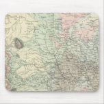 Geological Map of the United States Mouse Pad