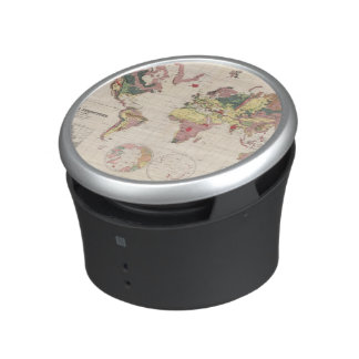 Geological structure of globe bluetooth speaker