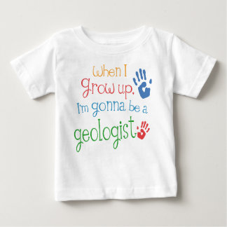 Geologist (Future) Infant Baby T-Shirt