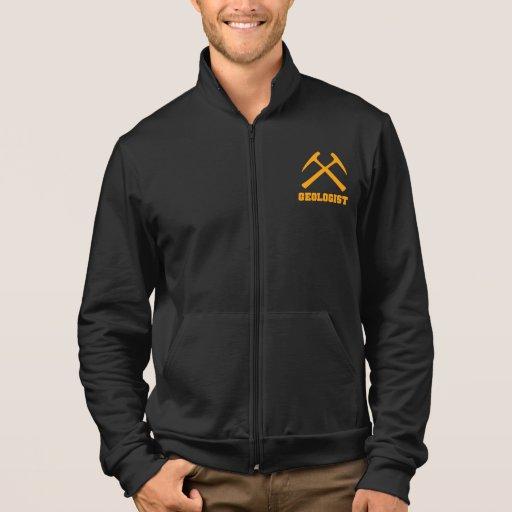 Geologist T-Shirt Printed Jacket