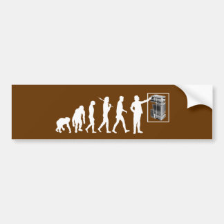 Geologists Geology Evolution Rockhound Geological Bumper Sticker