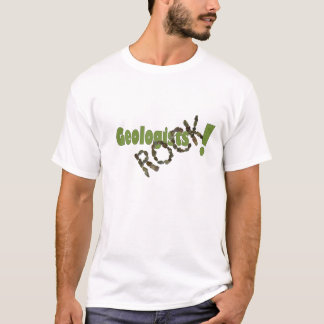 Geologists Rock! Shirt