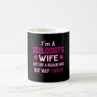 Geologist's Wife Coffee Mug