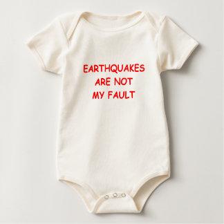 geology baby bodysuit