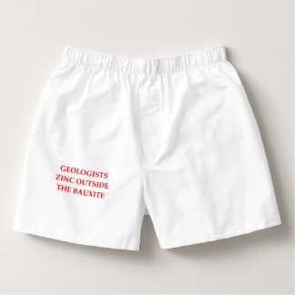 geology boxers