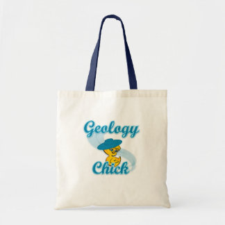 Geology Chick #3 Tote Bag
