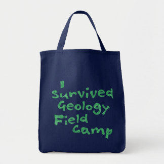 Geology Field Camp Tote Bag