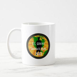 Geology Graduate Badge (Male) Coffee Mug