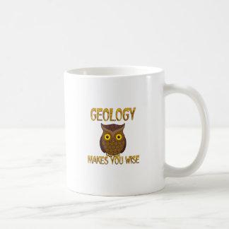 Geology Makes You Wise Coffee Mug
