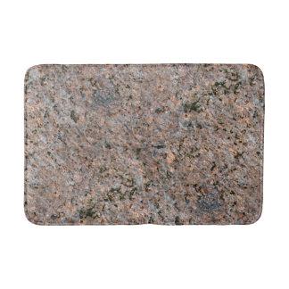 Geology Nature Photo Rock Texture Bathroom Mat