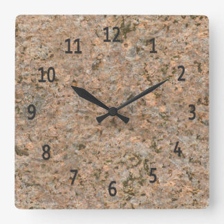 Geology Nature Photo Rock Texture Clocks