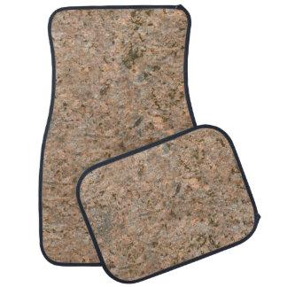 Geology Nature Rock Texture Floor Mat