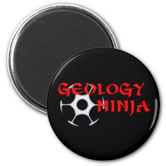 Geology Ninja Magnet