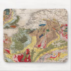 Geology of Europe Mouse Pad