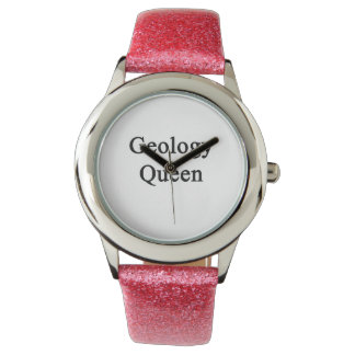 Geology Queen Watch