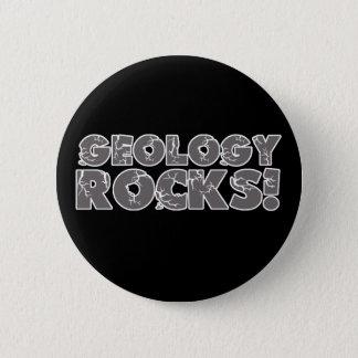 Geology Rocks 2 Inch Round Button