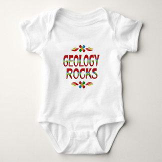 Geology Rocks Baby Bodysuit