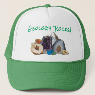 Geology Rocks! Hat