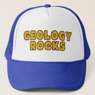 Geology Rocks Trucker Hat