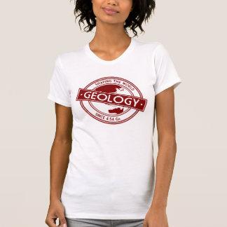 Geology- Shaping the World Logo (Asia/Australia) T-Shirt