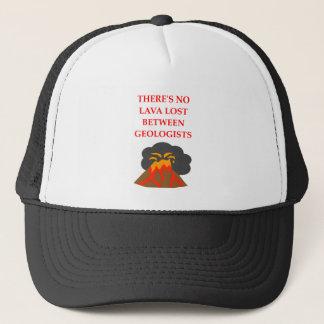 GEOLOGY TRUCKER HAT