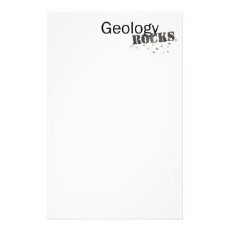 GeologyRocks! Stationery