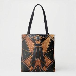 Geometric #856 tote bag