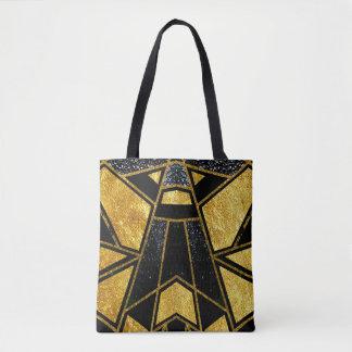 Geometric #929 tote bag