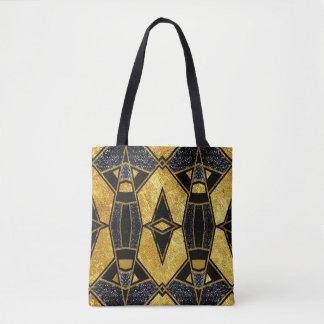 Geometric #935 tote bag