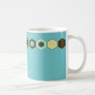 Geometric Abstract Art Design Mugs