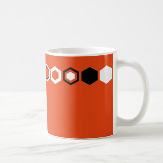 Geometric Abstract Art Design Mug