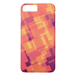 geometric abstract design on an iphone 7 case